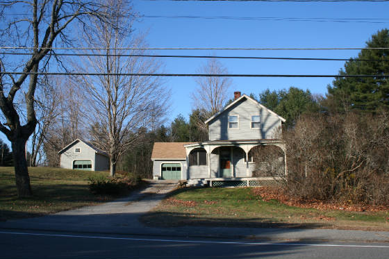 Dube house at 148 Glenallan Street, Winchendon, Massachusetts (2008)