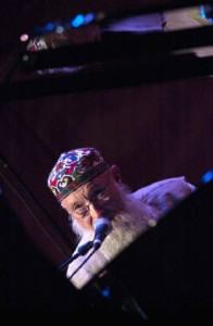 Terry Riley. Photo by Kevin Kennefick.