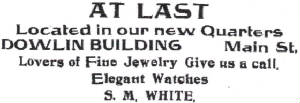 North Adams Transcript, August 25, 1902.