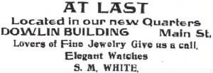 North Adams Transcript, August 25, 1902.