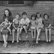 Albert Lynch family, Dummerston, Vermont