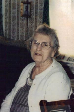 Anna Dugas Paradis. Photo provided by family.