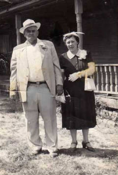 Archie and Alice Love, mid-1950s