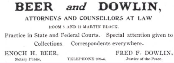 North Adams Directory, 1901.