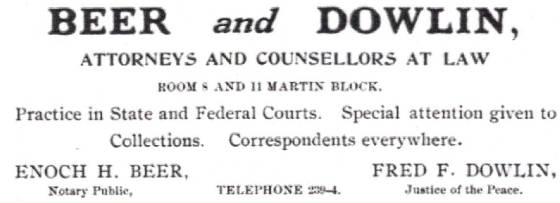 North Adams Directory, 1901.