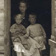 Bessie Hicks, Matoaca, Virginia