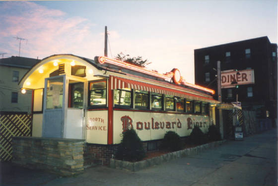 Boulevard Diner, Worcester, Mass (1997)