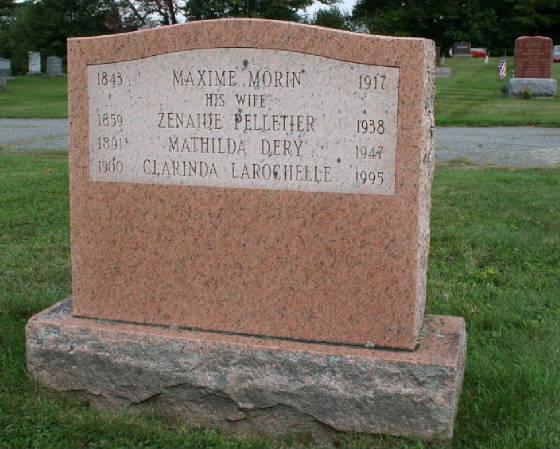 Calvary Cemetery, Winchendon, Massachusetts, 2008