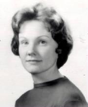 Rita Brown (18 years old), daughter of Idas Joseph Crepeau. Photo provided by Rita Brown.
