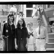 Children of Nathaniel Dial, Washington, DC