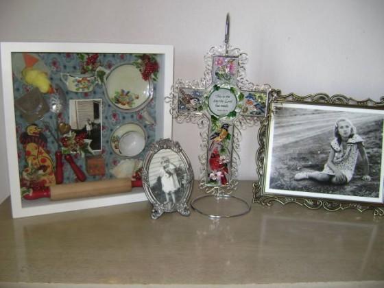 Claudine's dresser, 2008