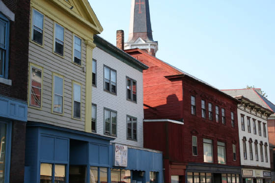Eagle Street, North Adams. Photo taken exactly ten years since my first visit (2006)