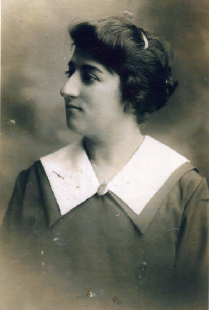 Eglantine Laberge, date unknown.