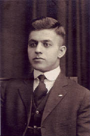Elias Joseph, probably in his late teens. Photo provided by family.