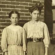 Lumina & Elizabeth Desmarais, Winchendon, Massachusetts