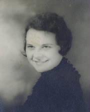 Elsie Shaw, circa 1923.