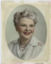 Elsie Shaw, circa 1927.
