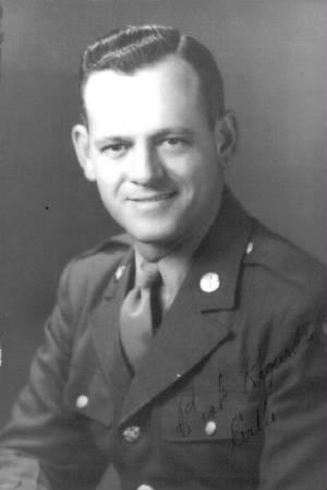 Ertle Kirkpatrick, 1945.