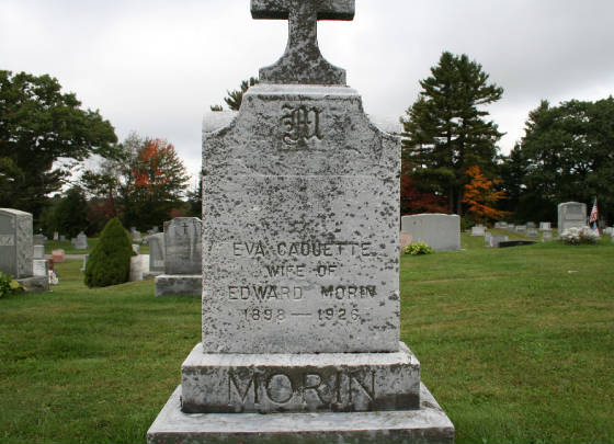 Calvary Cemetery, Winchendon, Massachusetts