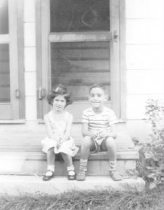 Fran and Mitchell Bukzin (1949)