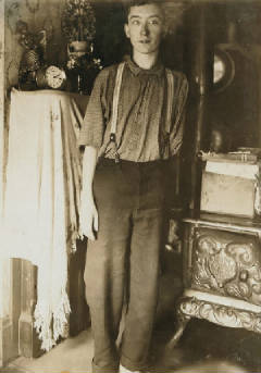 Harry McShane, Cincinnati, Ohio, 1889-1975.