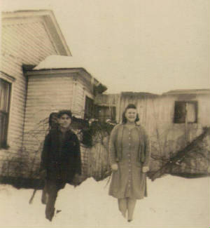 Joe and Mamie Beafore. Photo provided by family.