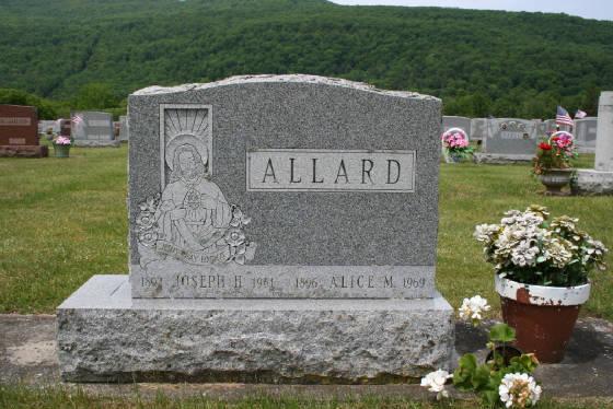 Southview Cemetery, North Adams, Massachusetts, 2009.