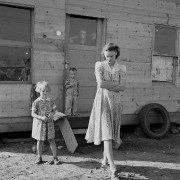 The Baldwin family, Klamath Falls, Oregon