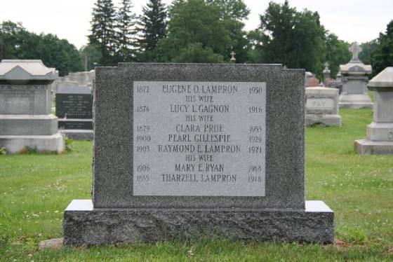 LucyLampronGravestone