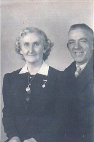 Mabel and Luther Watson, 1940s