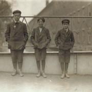 Martin Markey, Jeremiah Moore & Napoleon Camire, Manchester, New Hampshire