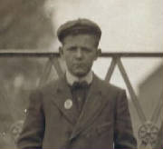 Martin Markey, 1909. Photo by Lewis Hine.