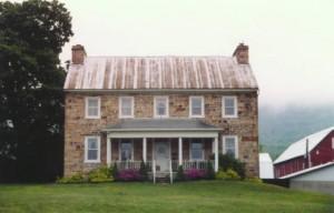 McLaughlin house in Spruce Hill, Pennsylvania (2003)