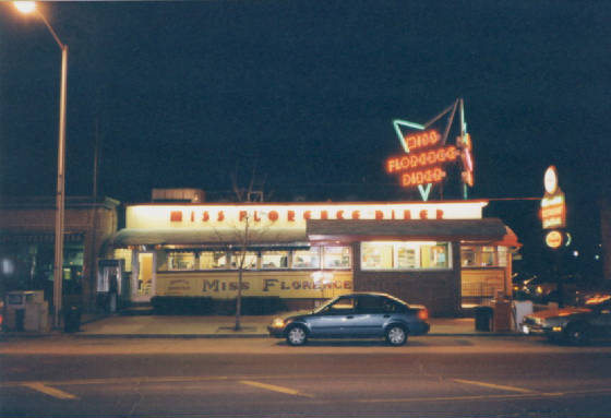Miss Florence Diner, Florence, Mass (1997)