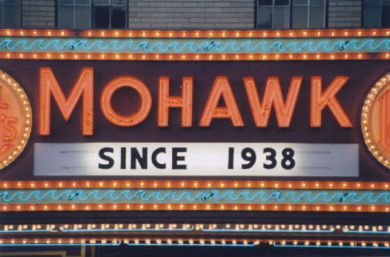 Mohawk Marquee, North Adams (2000)