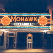 Mohawk Theater and Train Tunnels