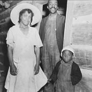 Nat Williamson family, Guilford County, North Carolina