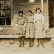 Pearl & Viola Turner, Gastonia, North Carolina