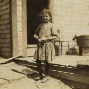 Phoebe Thomas, Eastport, Maine