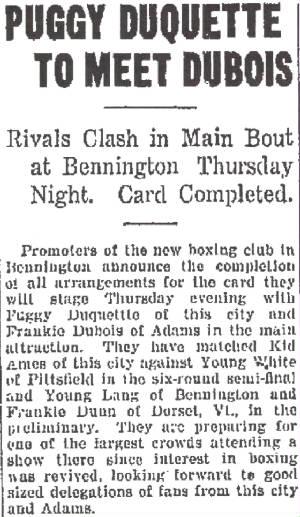 North Adams Transcript, February 24, 1925