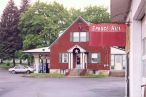 Spruce Hill Lunch, Spruce Hill, Pennsylvania (2003)