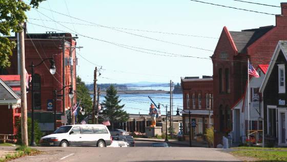 Eastport, Maine.
