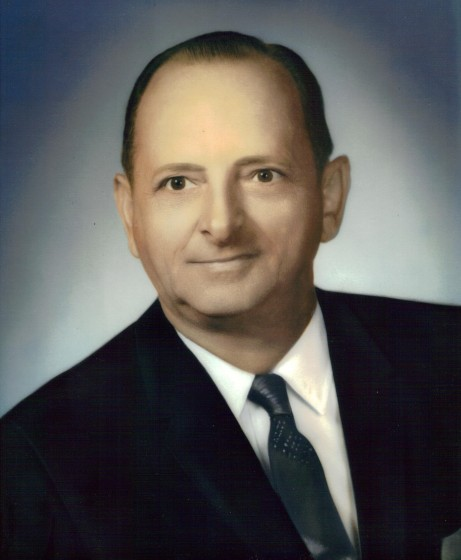 Tony Valenti, about 1953. Photo provided by Valenti family.