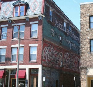 Warren Block, Keene, New Hampshire, 2007
