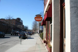 Kristin's Bakery & Bistro, Keene, New Hampshire, 2007