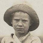 Warren Frakes, 1916. Photo by Lewis Hine.