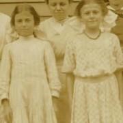 Anita & Antoinette Pothier, Lawrence, Massachusetts