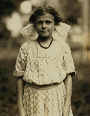 Antoinette Pothier, 1911.