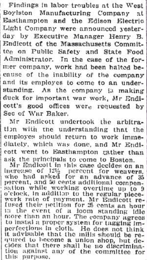 Boston Globe, June 7, 1918. Part 1