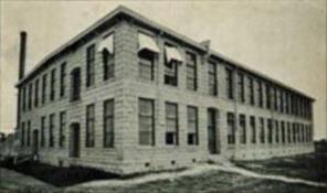 Belton Cotton Mill, 1911. Courtesy of Joe D. Deaver, www.txbell.net